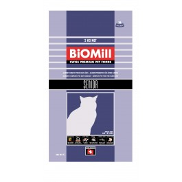 Biomill Cat Senior - 2 kg