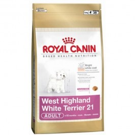 Royal Canin West Highland Terrier 21 Adult - 500 g