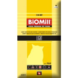 Biomill Cat Light - 7,5 kg.