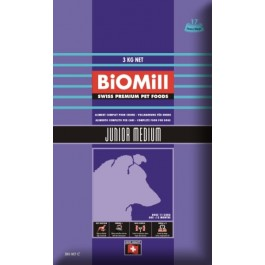 Biomill Junior Mediu - 15 kg