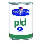Hill's PD Canine p/d - 370 g - conserva - Hill's Pet Nutrition