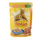 Purina Friskies Cat Junior Pui 100g