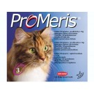 "ProMeris CAT ""L"" (>4kg) - Fort Dodge - 1,6 ml x 3 pipete antiparazitare pentru pisici"