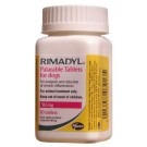 RIMADYL (carprofen) PLT 50mg x 30tbl - Pfizer Animal Health
